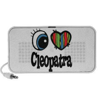 I Heart (Love) Cleopatra Travelling Speaker