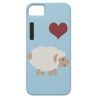 I heart (love) Ewe (you) iPhone 5 Cover