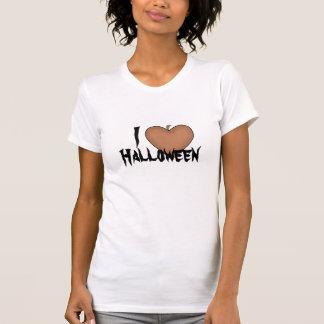 I Heart (Love) Halloween Tshirts