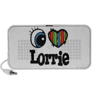 I Heart (Love) Lorrie Speakers