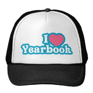 I Heart / Love Yearbook Cap