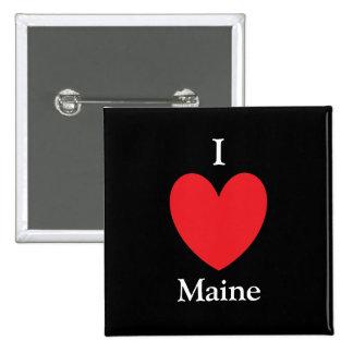 I Heart Maine Button