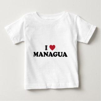 I Heart Managua Nicaragua Baby T-Shirt