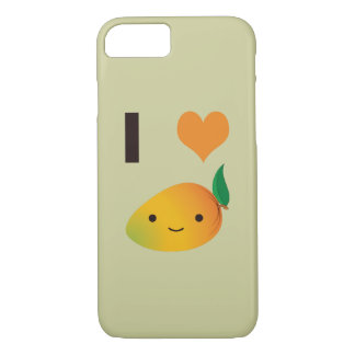 I Heart Mango iPhone 7 Case