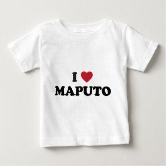 I Heart Maputo Mozambique Baby T-Shirt