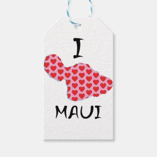 I heart Maui Gift Tags