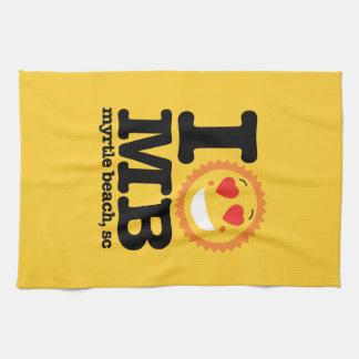 I (Heart) MB Tea Towel