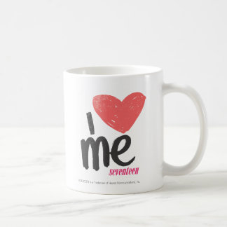 I Heart Me Pink Coffee Mug