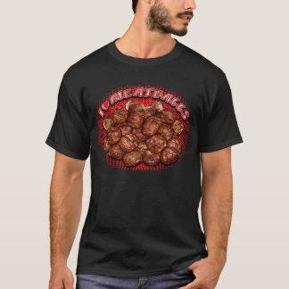 I Heart Meatballs T-Shirt