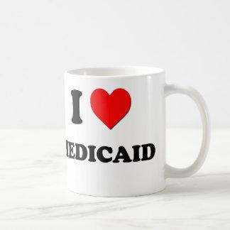 I Heart Medicaid Coffee Mug