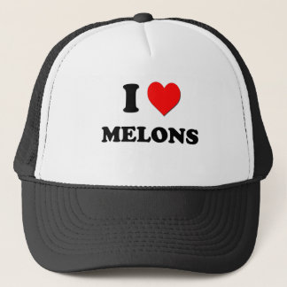 I Heart Melons Trucker Hat