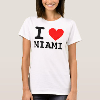 I Heart Miami Shirt