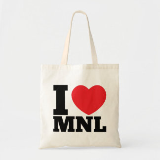 I Heart MNL Tote Bag