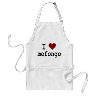 I Heart Mofongo Apron