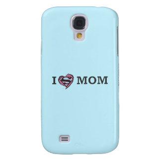 I Heart Mom Galaxy S4 Covers