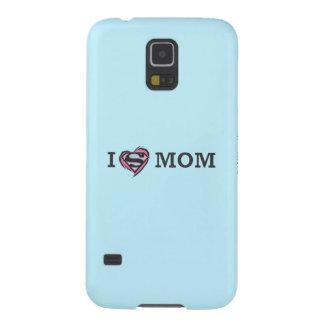 I Heart Mom Galaxy S5 Cover