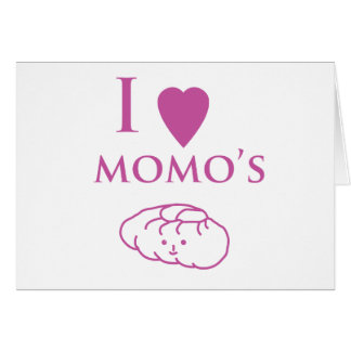 I Heart Momos Losar Cards or Greeting Cards