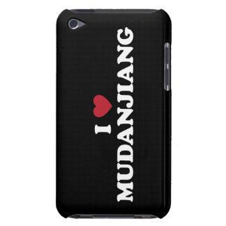 I Heart Mudanjiang China iPod Touch Case-Mate Case