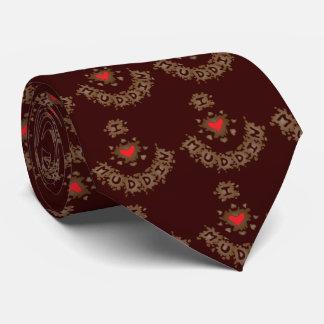 I Heart Muddin Tie