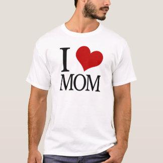I Heart Mum (I Love Mum) T-Shirt