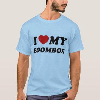 I heart my boombox T-Shirt