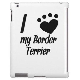 I Heart My Border Terrier