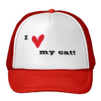 I Heart My Cat Hat