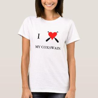 I heart my coxswain T-Shirt