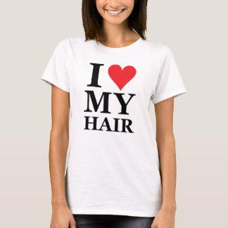 I Heart My Hair Natural Hair T-Shirt