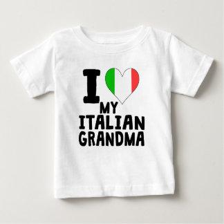 I Heart My Italian Grandma Tshirts