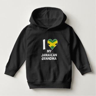 I Heart My Jamaican Grandma Hoodie
