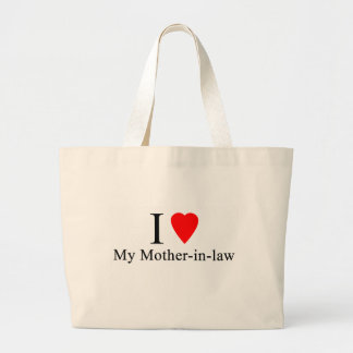 I Heart my mother in law Bags
