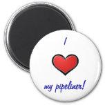 I (heart) my pipeliner magnet
