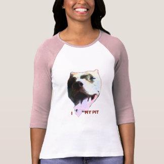 I (Heart) My Pit T-Shirt