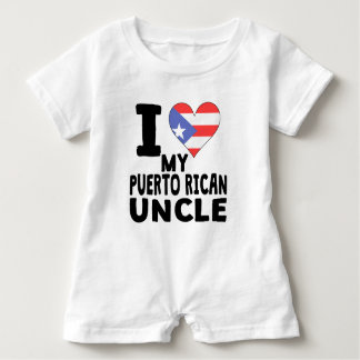 I Heart My Puerto Rican Uncle Shirts