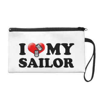 I (Heart) My Sailor Wristlets