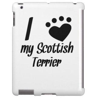 I Heart My Scottish Terrier