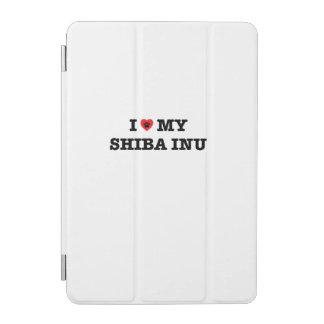 I Heart My Shiba Inu iPad Cover