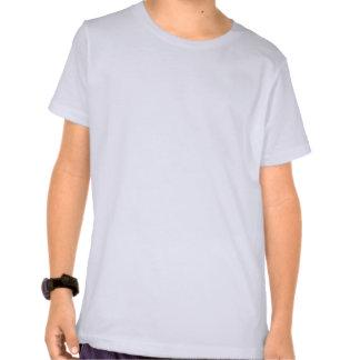 I (heart) my Siberian Husky in kids ringer t-shirt