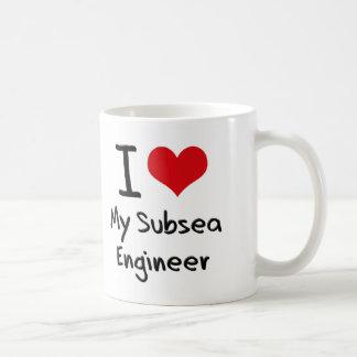 I heart My Subsea Engineer Coffee Mug
