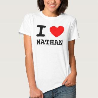 I Heart Nathan Shirt