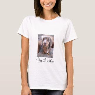i [heart] nathan T-Shirt