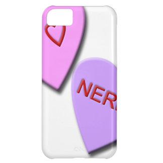 I Heart Nerds iPhone 5C Cases