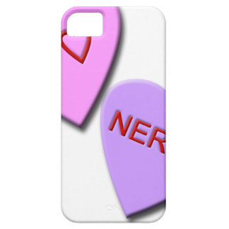 I Heart Nerds iPhone 5 Cover