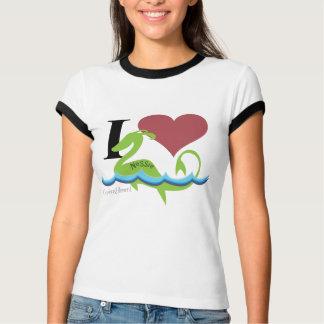 I Heart Nessie T-Shirt