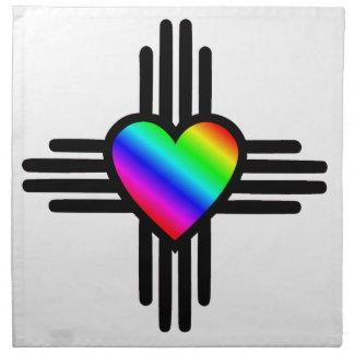 I heart New Mexico Napkin