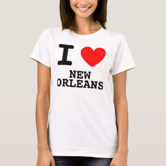 I Heart New Orleans Shirt