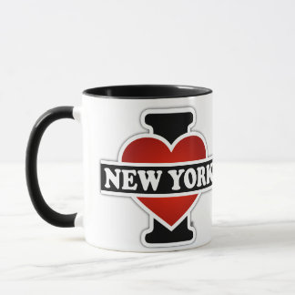 I Heart New York Mug