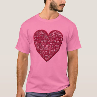 I Heart New York to Help Hurricane Sandy Relief T-Shirt