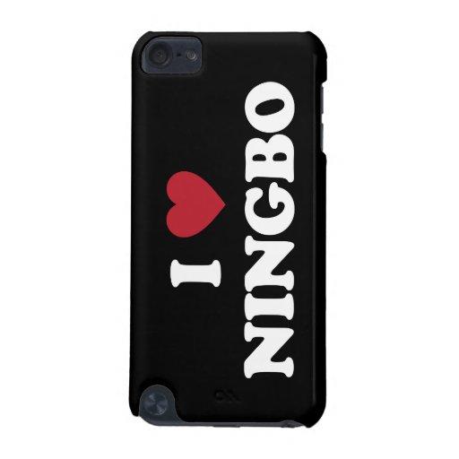 I Heart Ningbo China iPod Touch 5G Cover